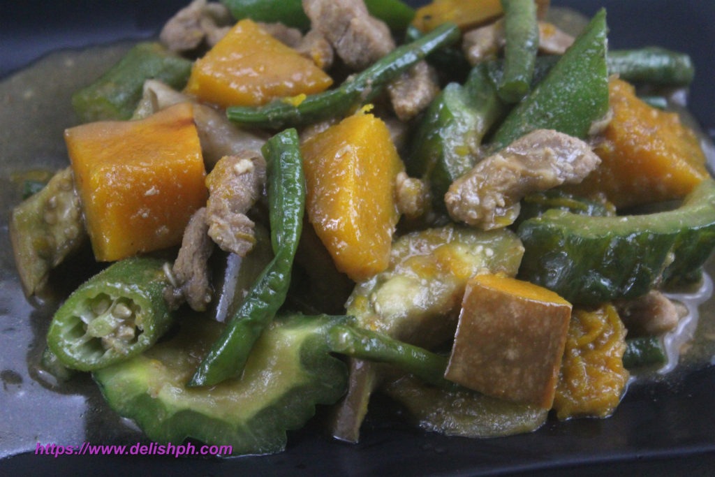 Pinakbet Delish Ph