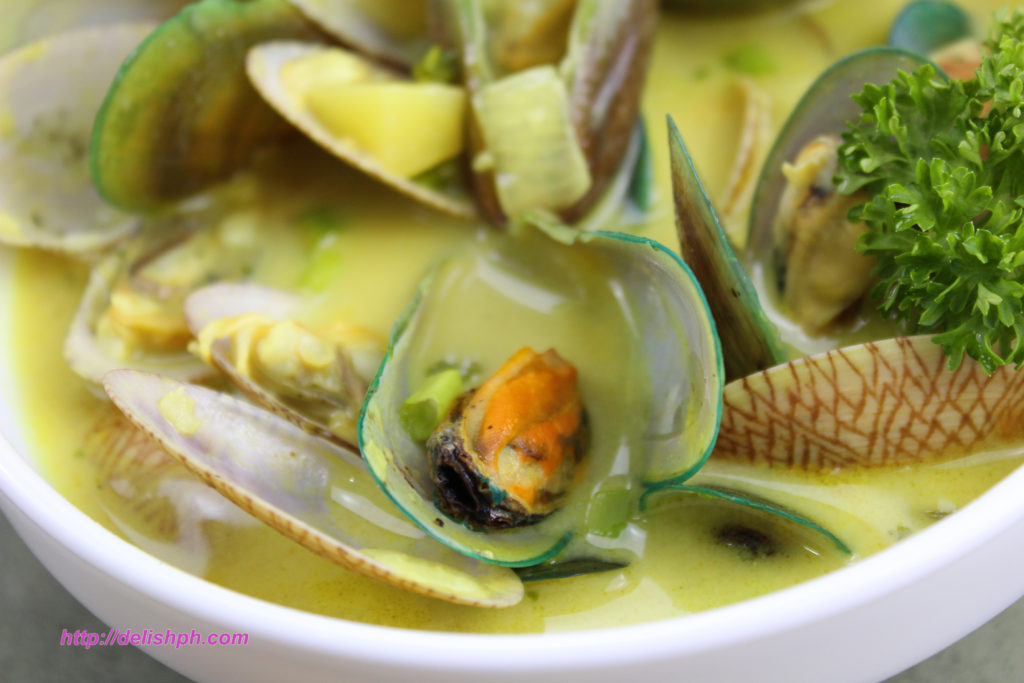 Seashells Soup