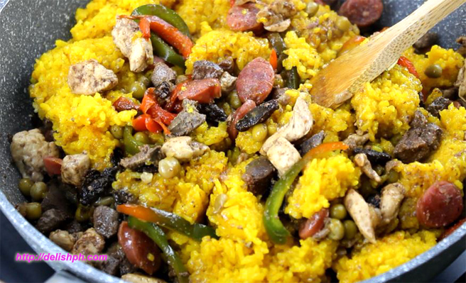 Valenciana Made Easy Delish Ph