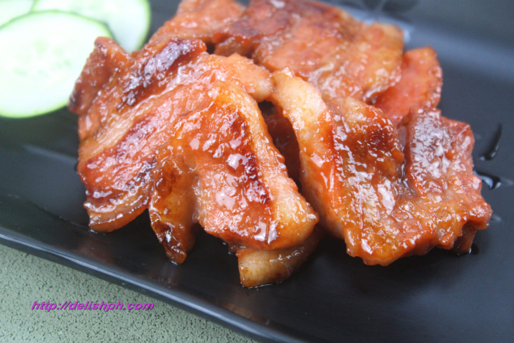 Pork Belly Tocino