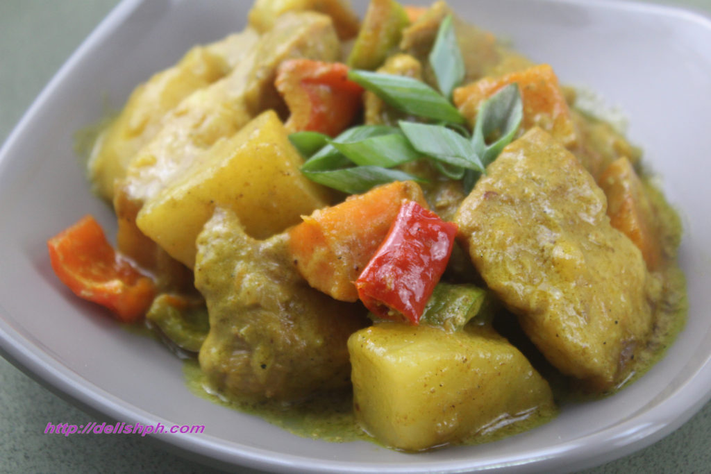 Pork Curry Delish Ph Let S Make Cooking Easy