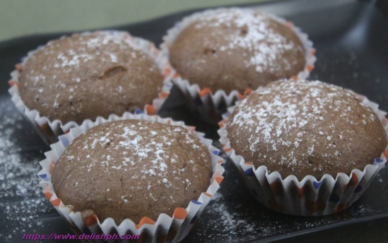 No Bake Milo Muffins
