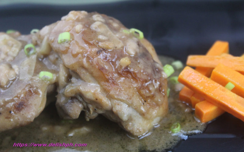 Chicken in Gravy Sauce