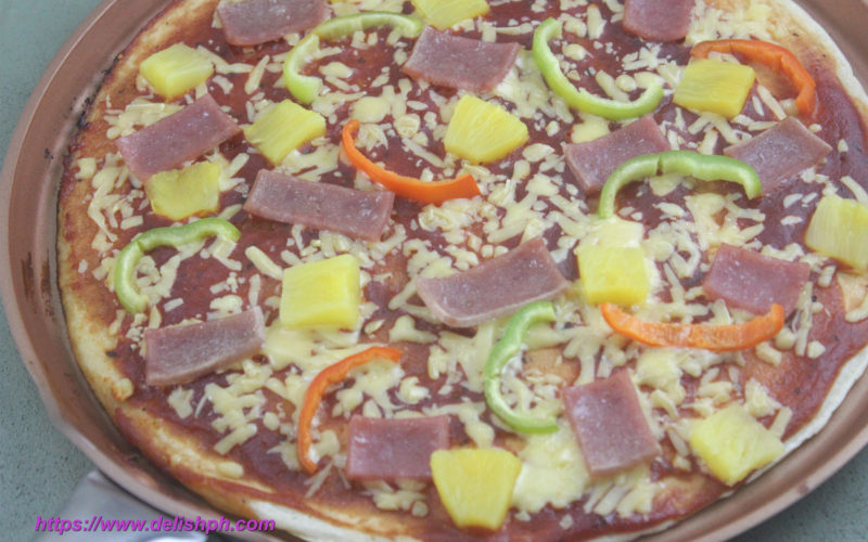 pancake pizza