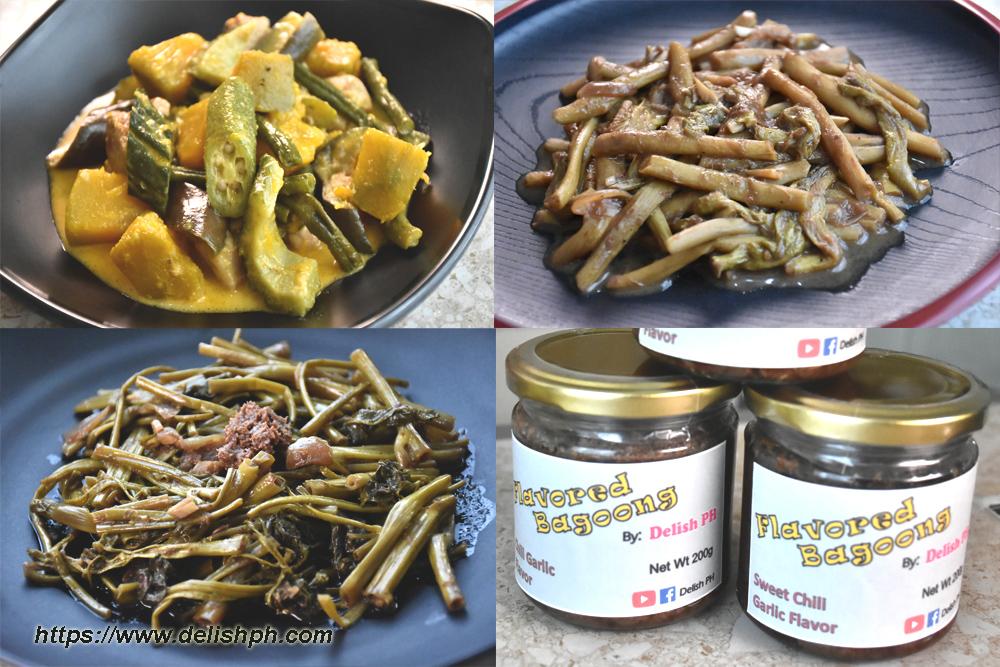 recipes with bagoong