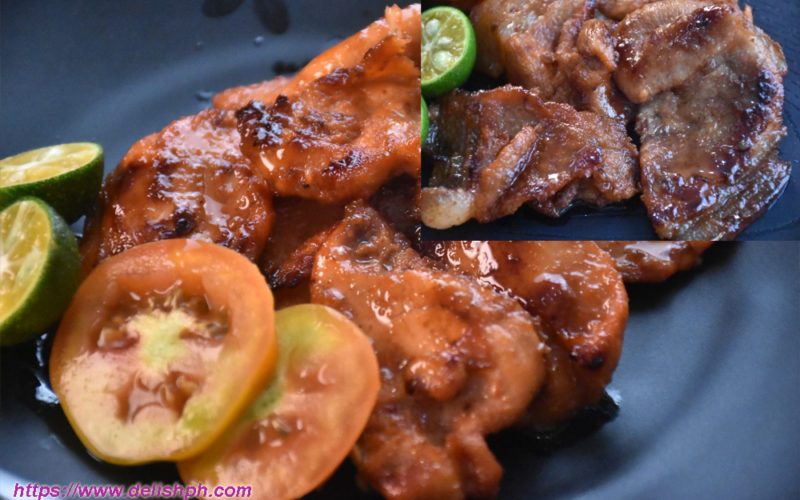 pork and chicken tocino