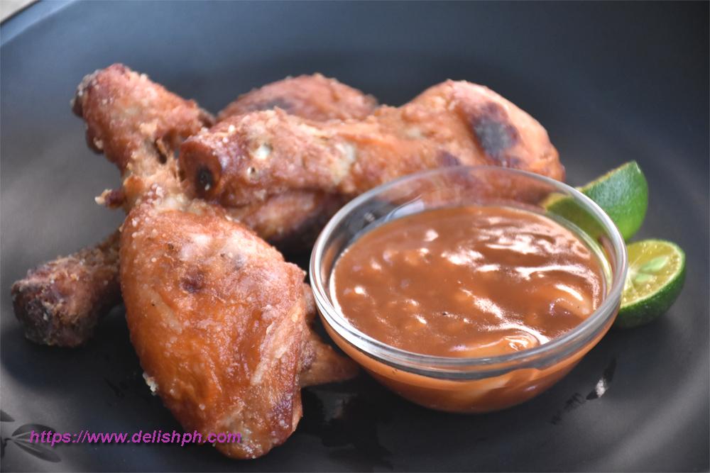 bbq fried chicken