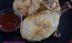 Chicken Potato Drumstick