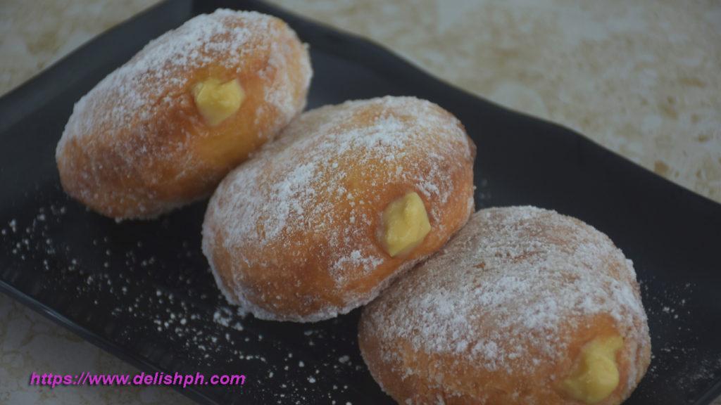 bavarian donuts recipe