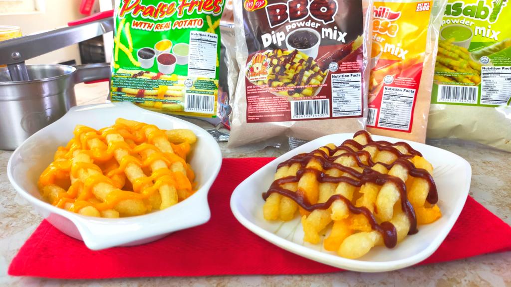 injoy praise fries