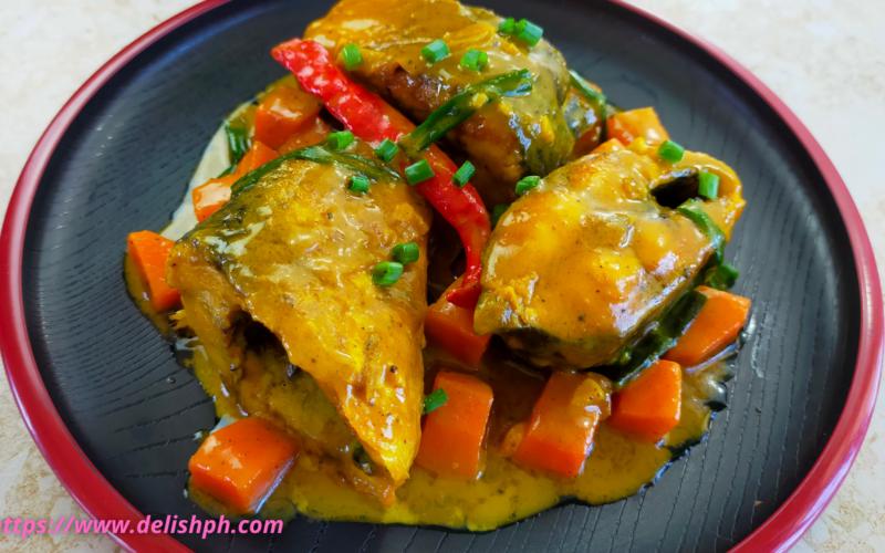 bangus curry