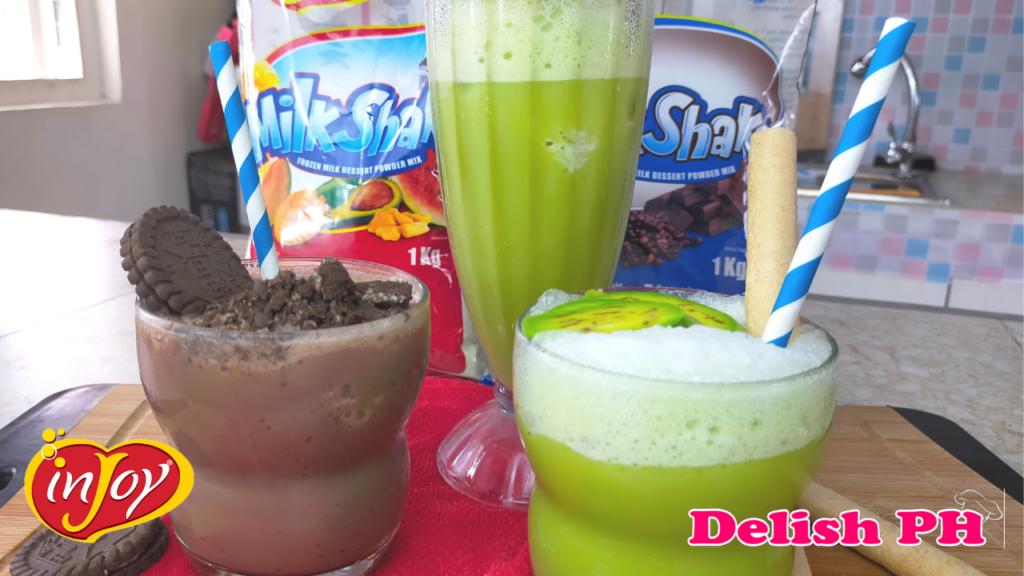 Injoy Milk Shake